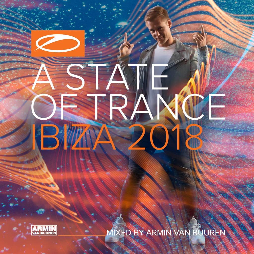 Armin Van Buuren - A State Of Trance Ibiza 2018 (CD)
