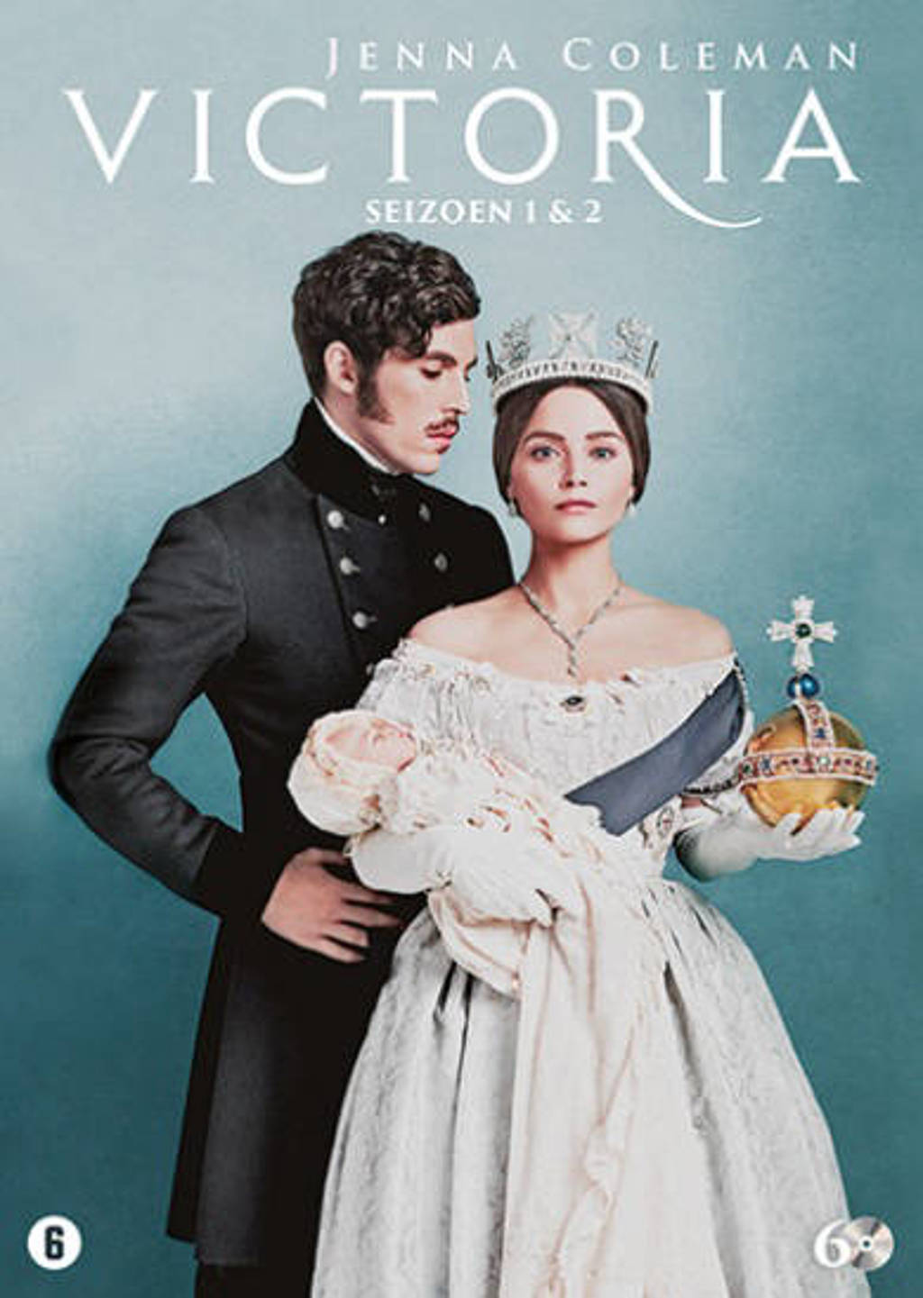 Victoria - Seizoen 1 & 2 (DVD)