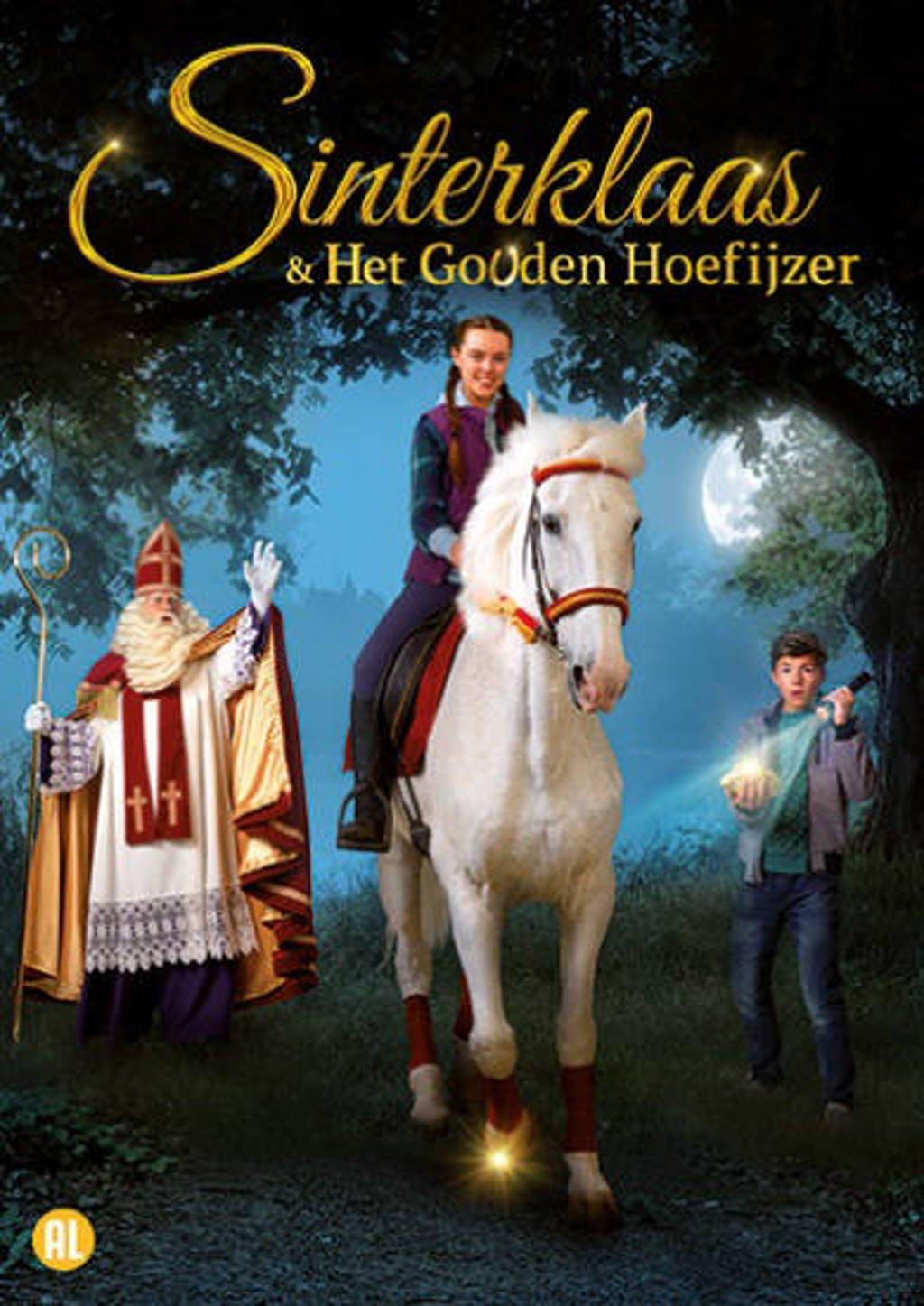 Sinterklaas en het gouden hoefijzer (DVD)