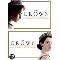 Crown - Seizoen 1 & 2 (DVD)