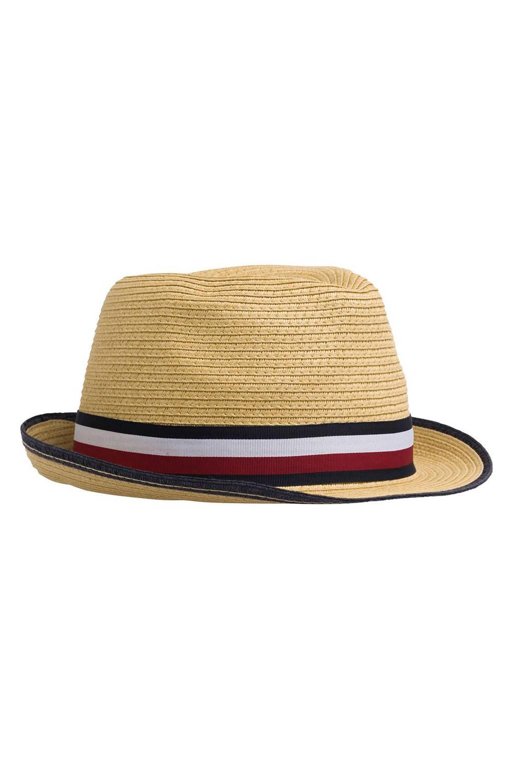 Tommy Hilfiger hoed beige, Beige