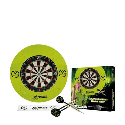 XQ-Max Darts Michael van Gerwen tournament dart set kopen
