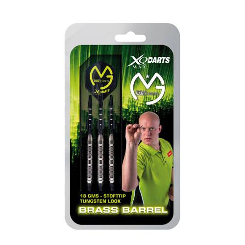 XQ-Max Darts Michael van Gerwen Tungsten look softtip dartpijlen 18 gram kopen