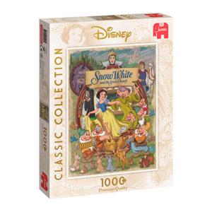 Disney Sneeuwwitje  legpuzzel 1000 stukjes