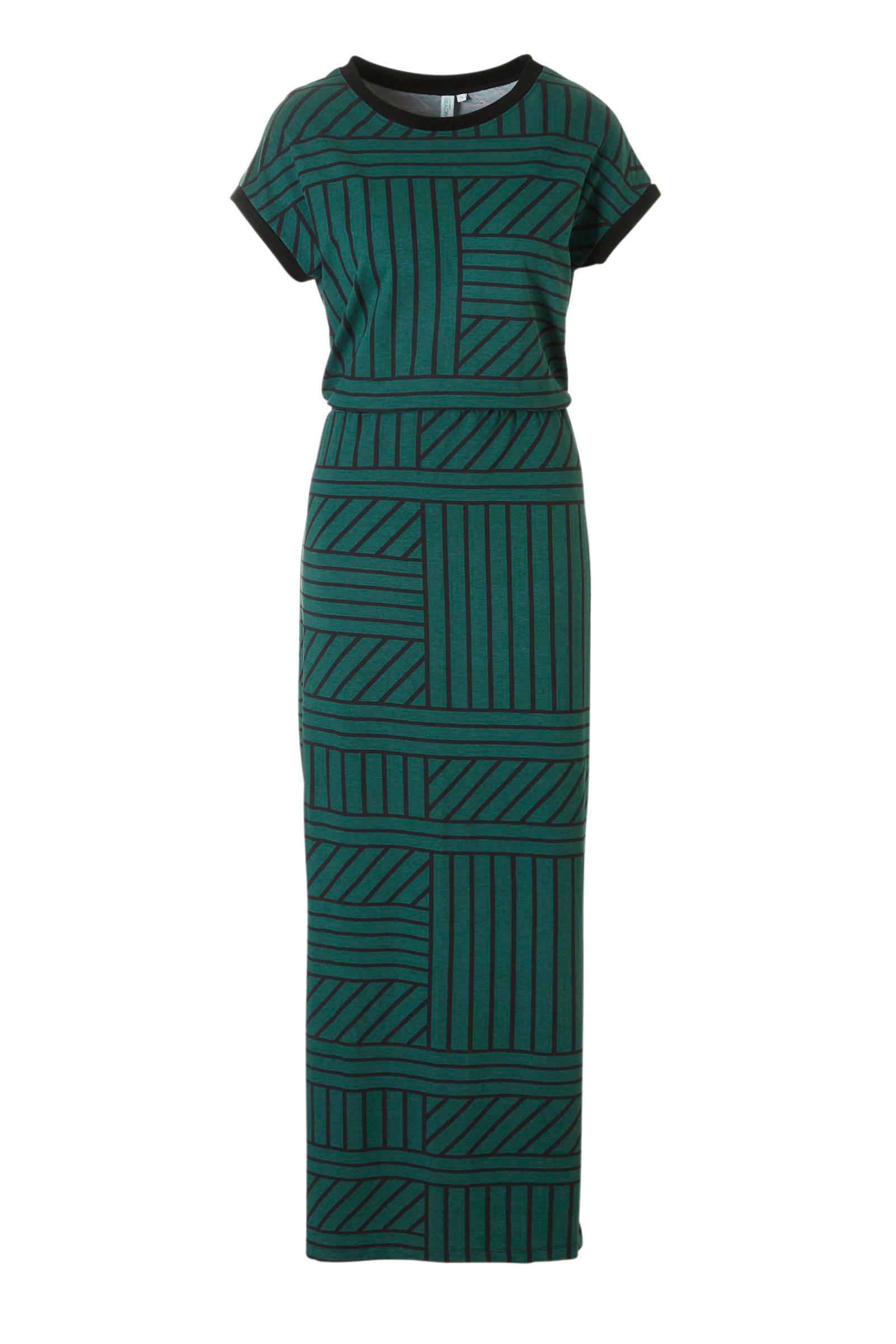 extra lange maxi jurk