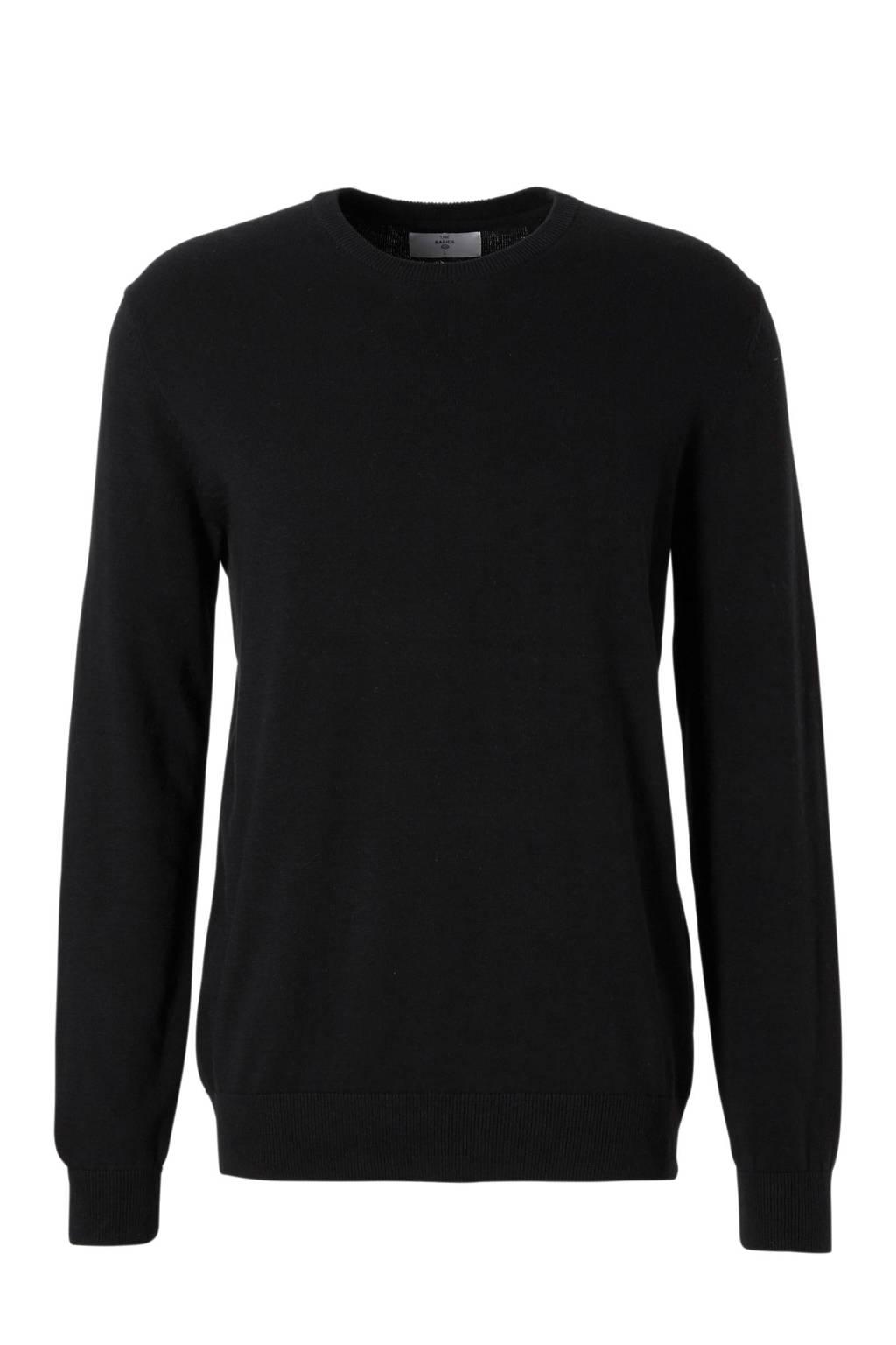 C&A Angelo Litrico trui zwart, Zwart