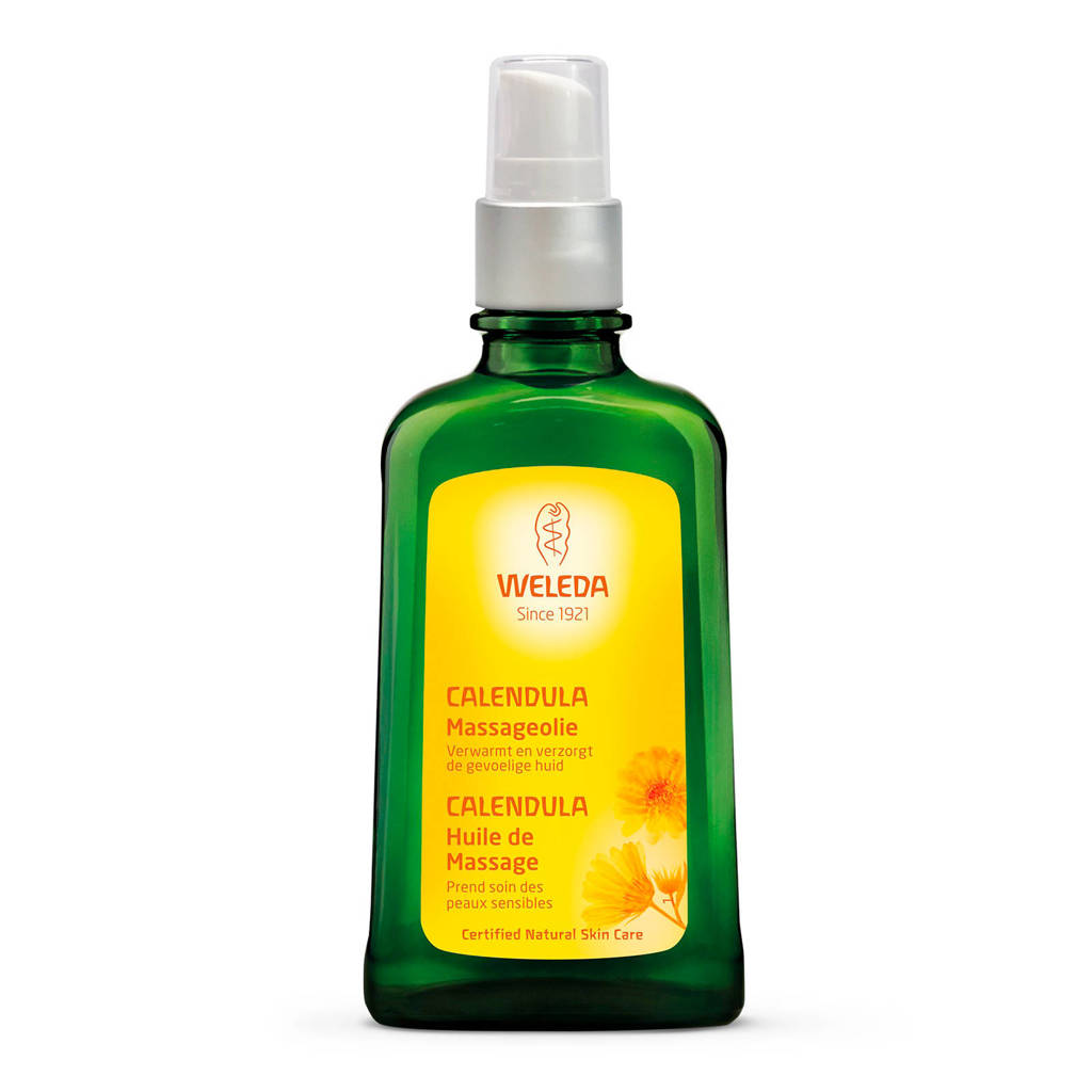 Weleda Calendula massageolie - 100 ml