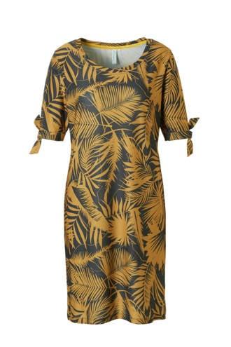 jurk met palmprint