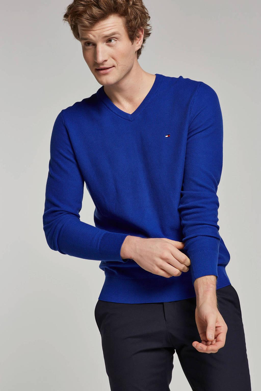 Tommy Hilfiger trui blauw, Blauw