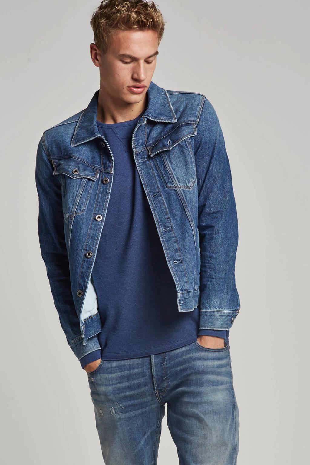 G-Star RAW jas, Blauw