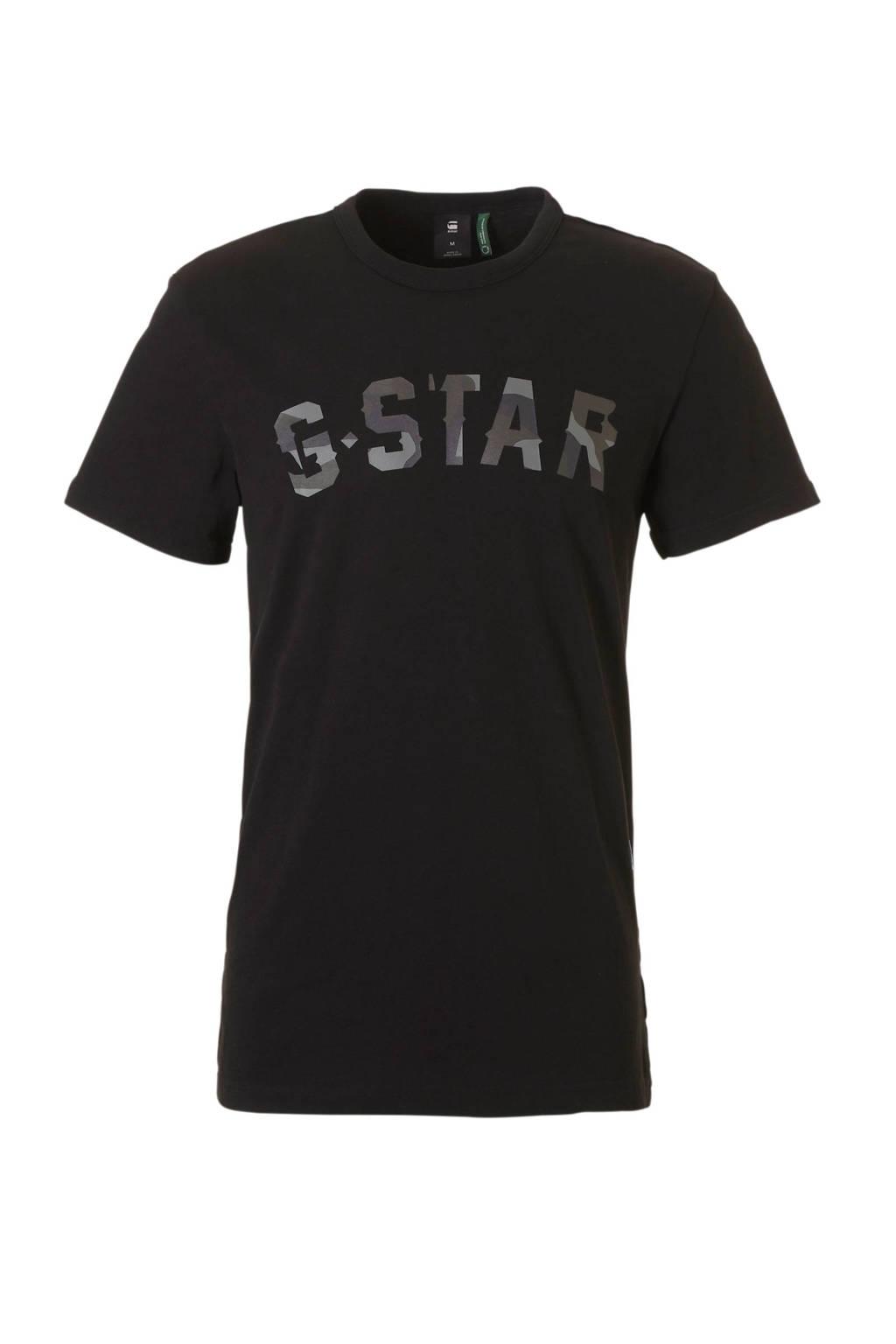 G-Star RAW T-shirt, Zwart