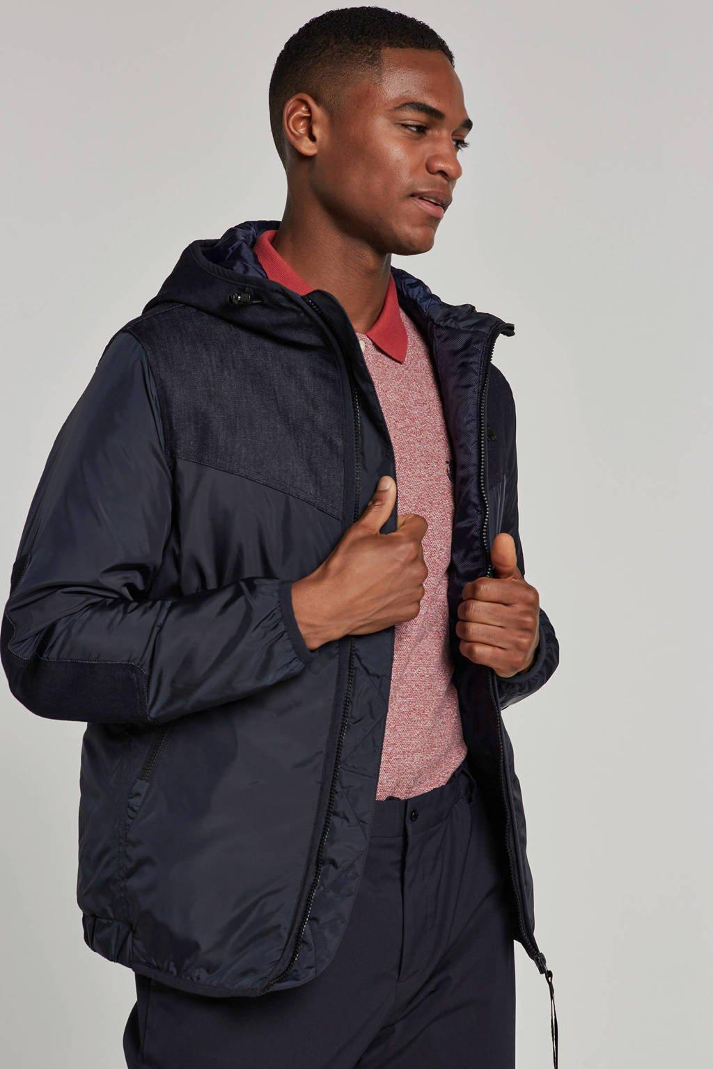 G-Star RAW jas, Donkerblauw