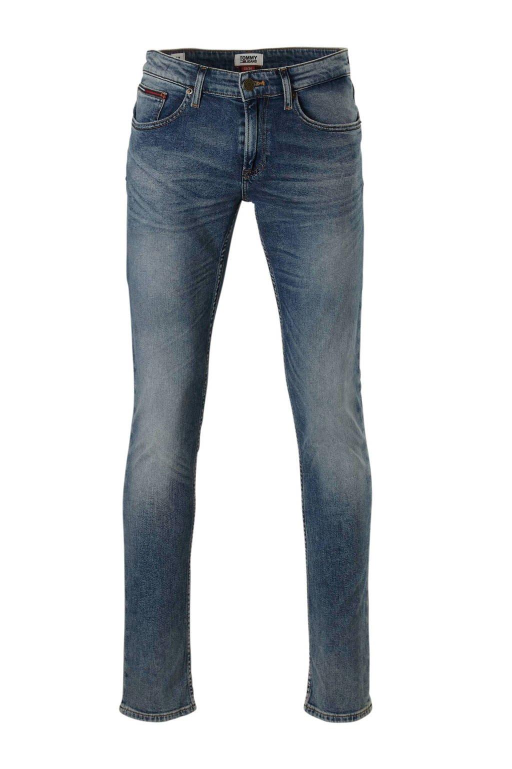 Tommy Jeans slim fit jeans Scanton, Blauw