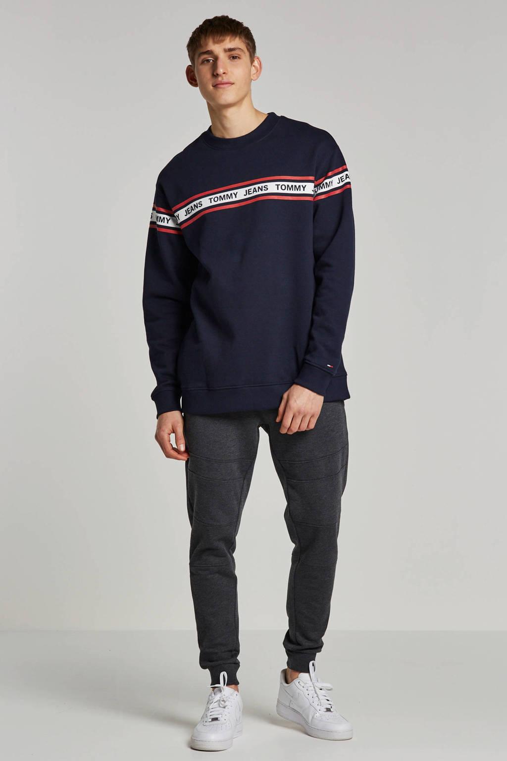 Tommy Jeans sweater, Zwart