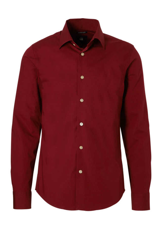 Maat 44 Overhemd.Heren Overhemden Bij Wehkamp Gratis Bezorging Vanaf 20