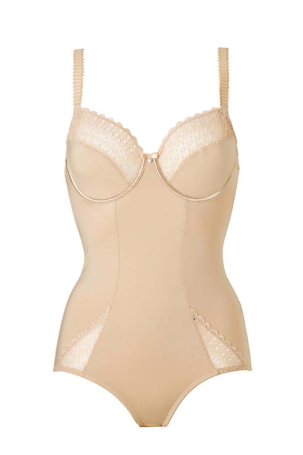 Sassa Mode body Lovely Secret beige, Beige