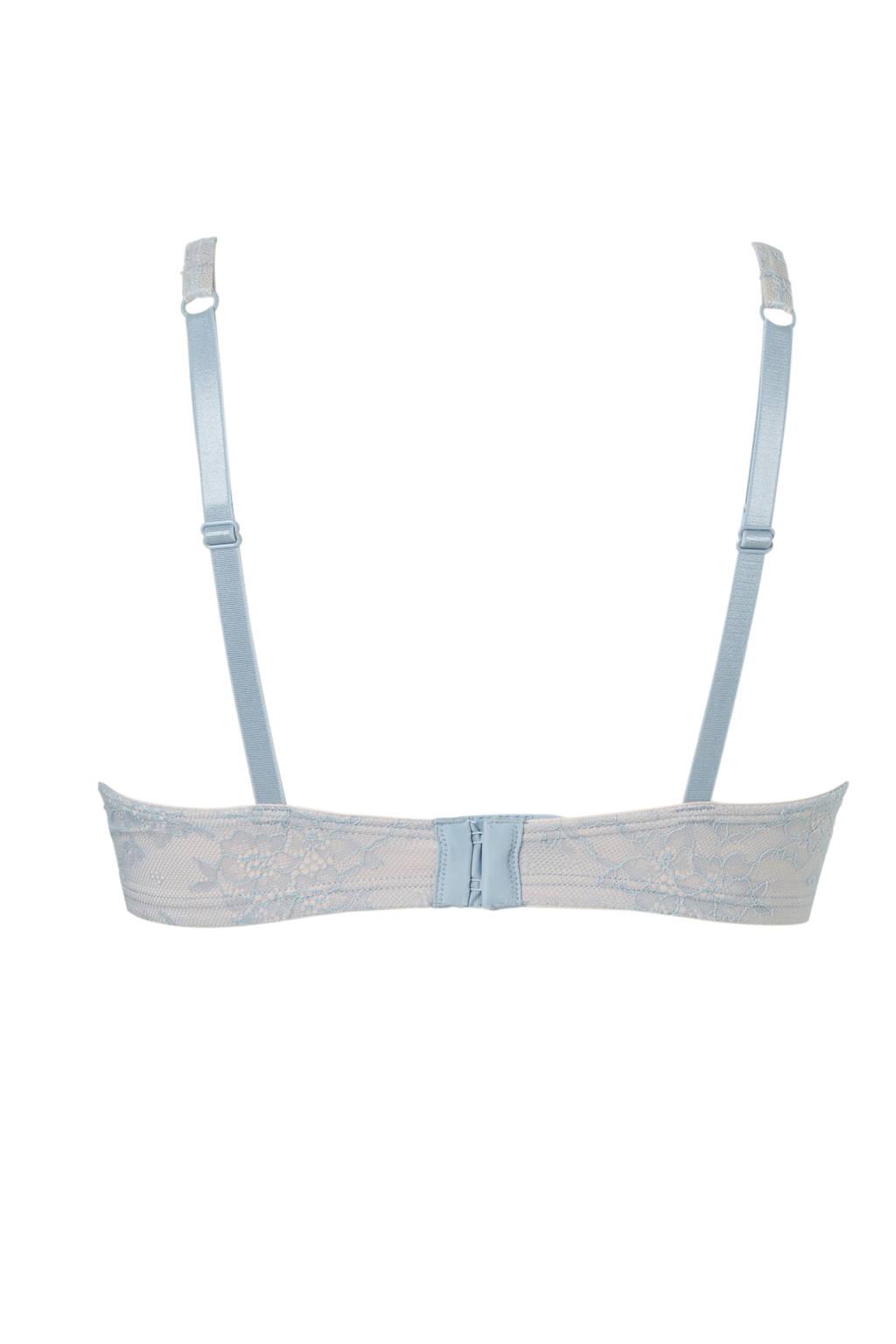 Sassa Mode voorgevormde beugelbh, Lichtblauw