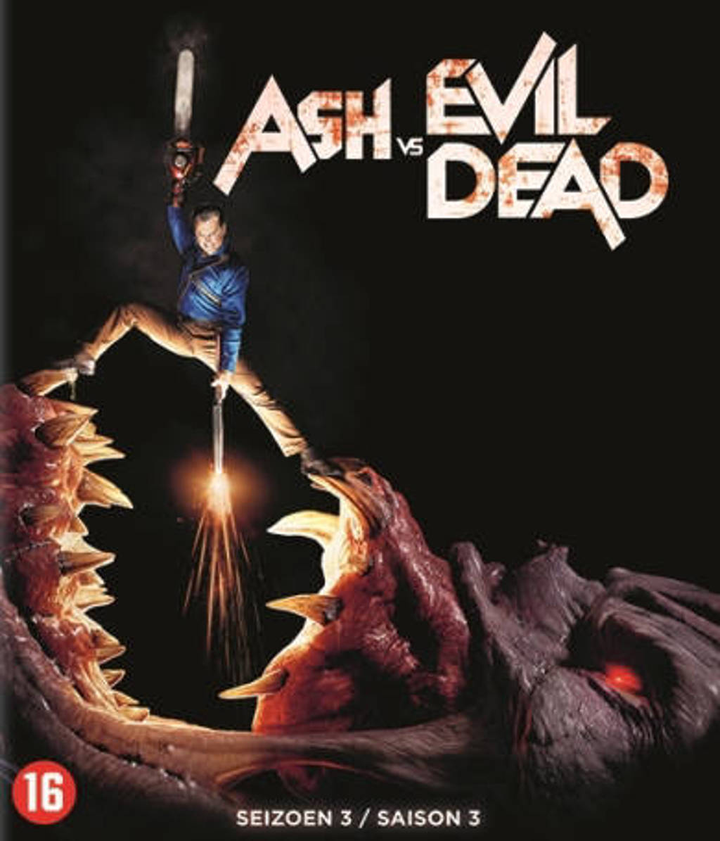 Ash vs evil dead - Seizoen 3 (Blu-ray)