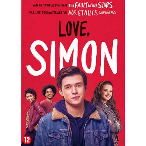 Love, Simon (DVD) kopen