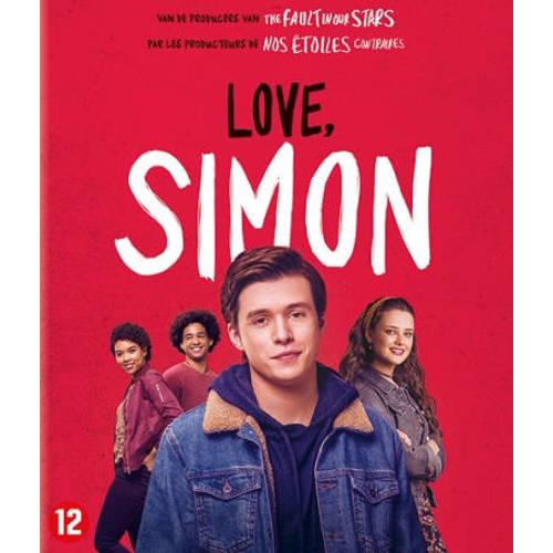 Love, Simon (Blu-ray) kopen