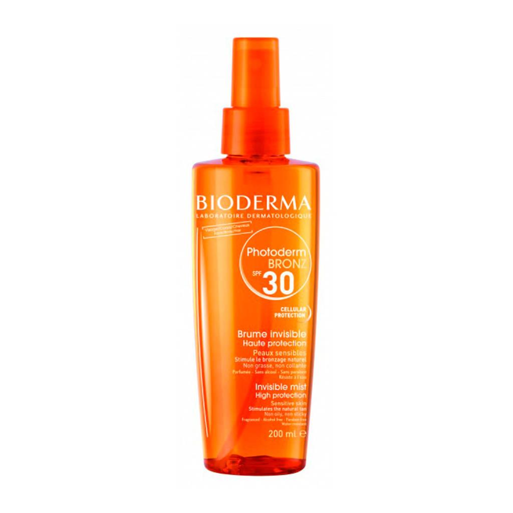 Bioderma Photoderm Bronz SPF30 zonneolie spray - 200 ml