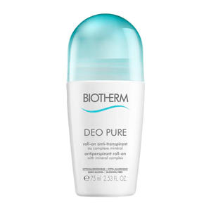 Deo Pure Antiperspirant deodorant - 75 ml