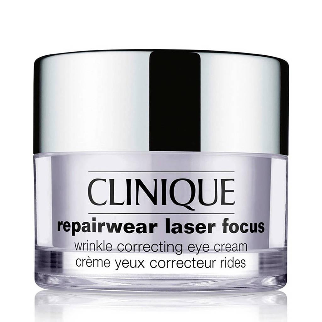 Clinique Repairwear Laser Focus oogcrème - 15 ml