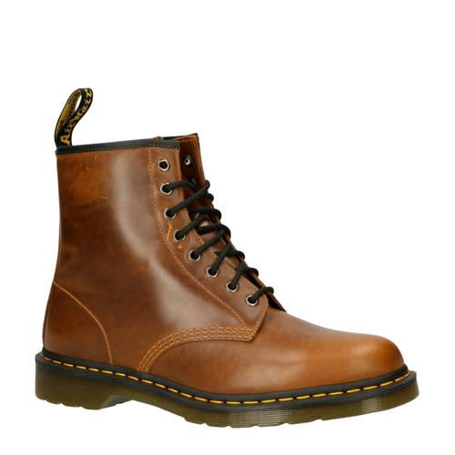 Dr. Martens 1460 8 eye boot leren enkelboots bruin