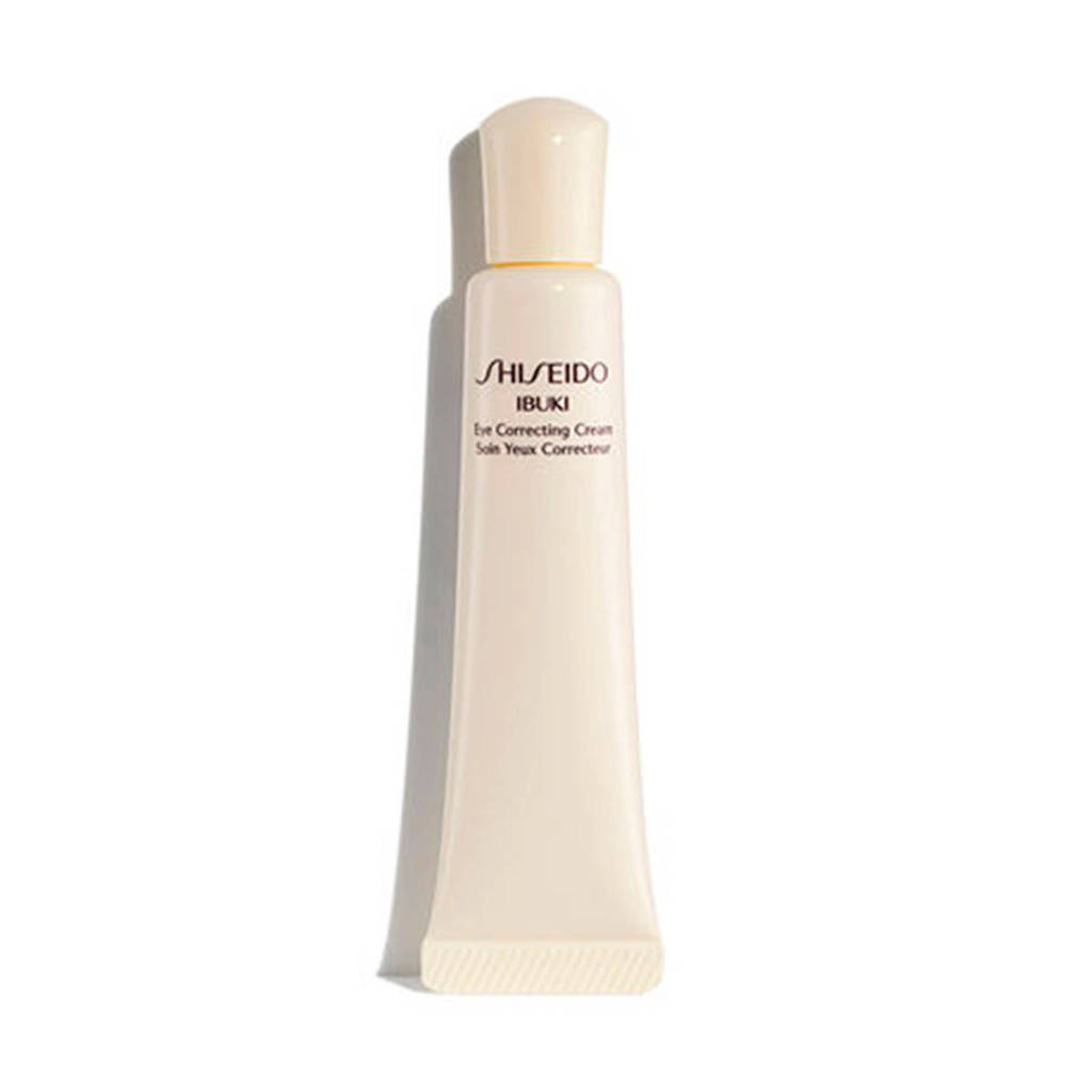 Shiseido Ibuki Eye Correcting Cream - 15 ml