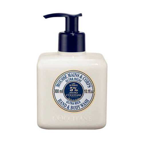 Shea Butter Ultra Rich Hand & Body Wash 300 ml