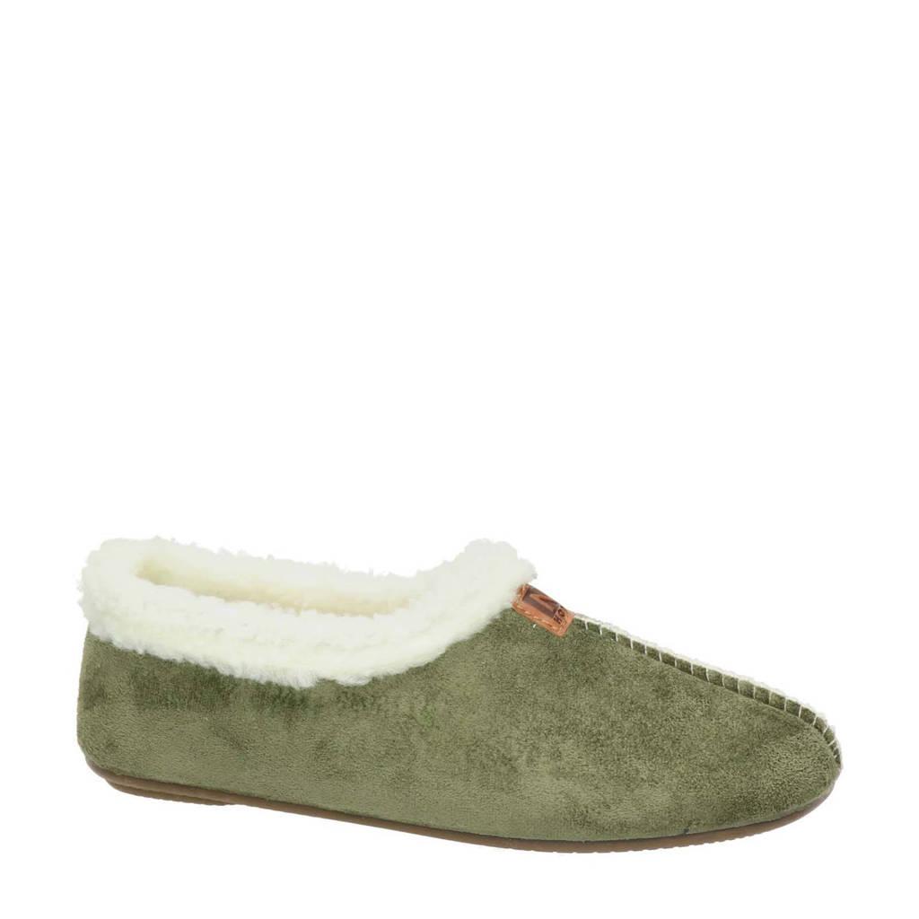 Nortenas pantoffels, Kaki