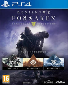 Destiny 2 – Forsaken (Legendary collection) (PlayStation 4)