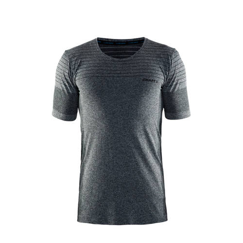 Craft sport T-shirt grijs melange