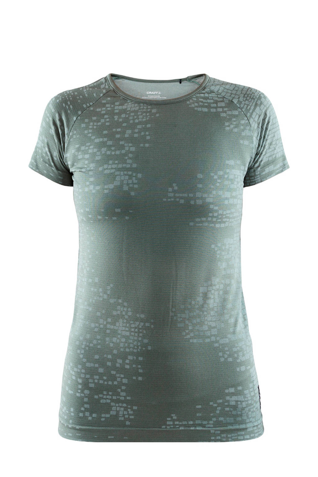 Craft sport T-shirt grijs, Grijs