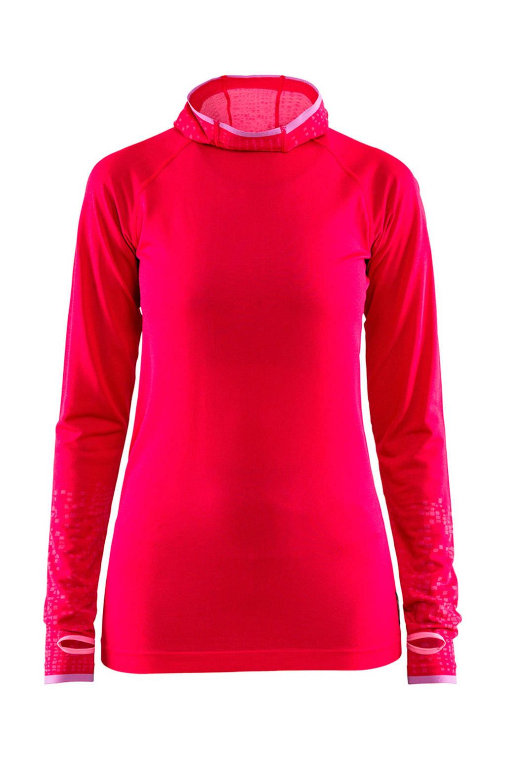 Craft sportsweater, Fuchsia