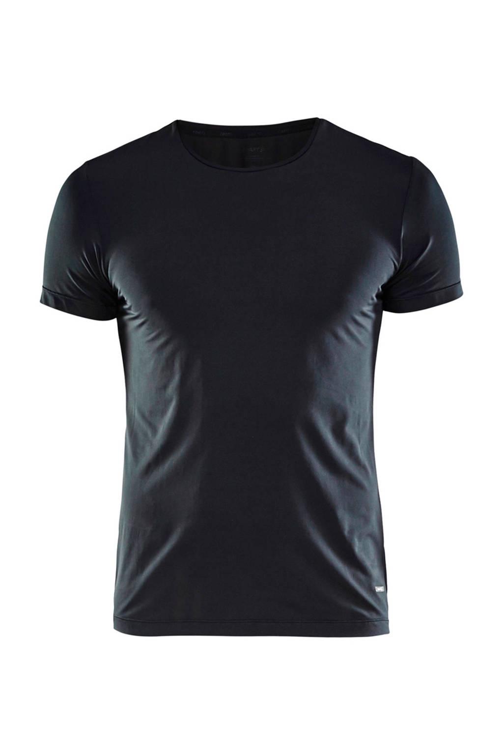 Craft   sport T-shirt, Zwart