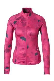 sportvest roze