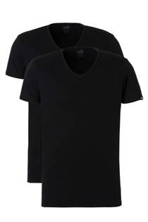 Puma T-shirt (set van 2) (heren)