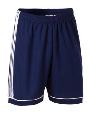 sportshort Squad donkerblauw/wit