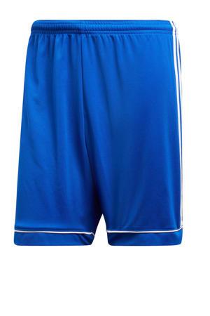 sportshort Squad blauw/wit