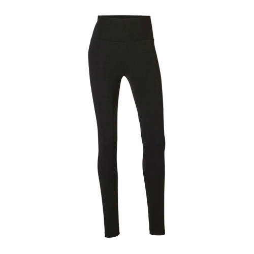 Papillon sportlegging flip over dames zwart maat 40