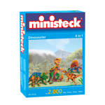 Ministeck Dino's (4 in 1)