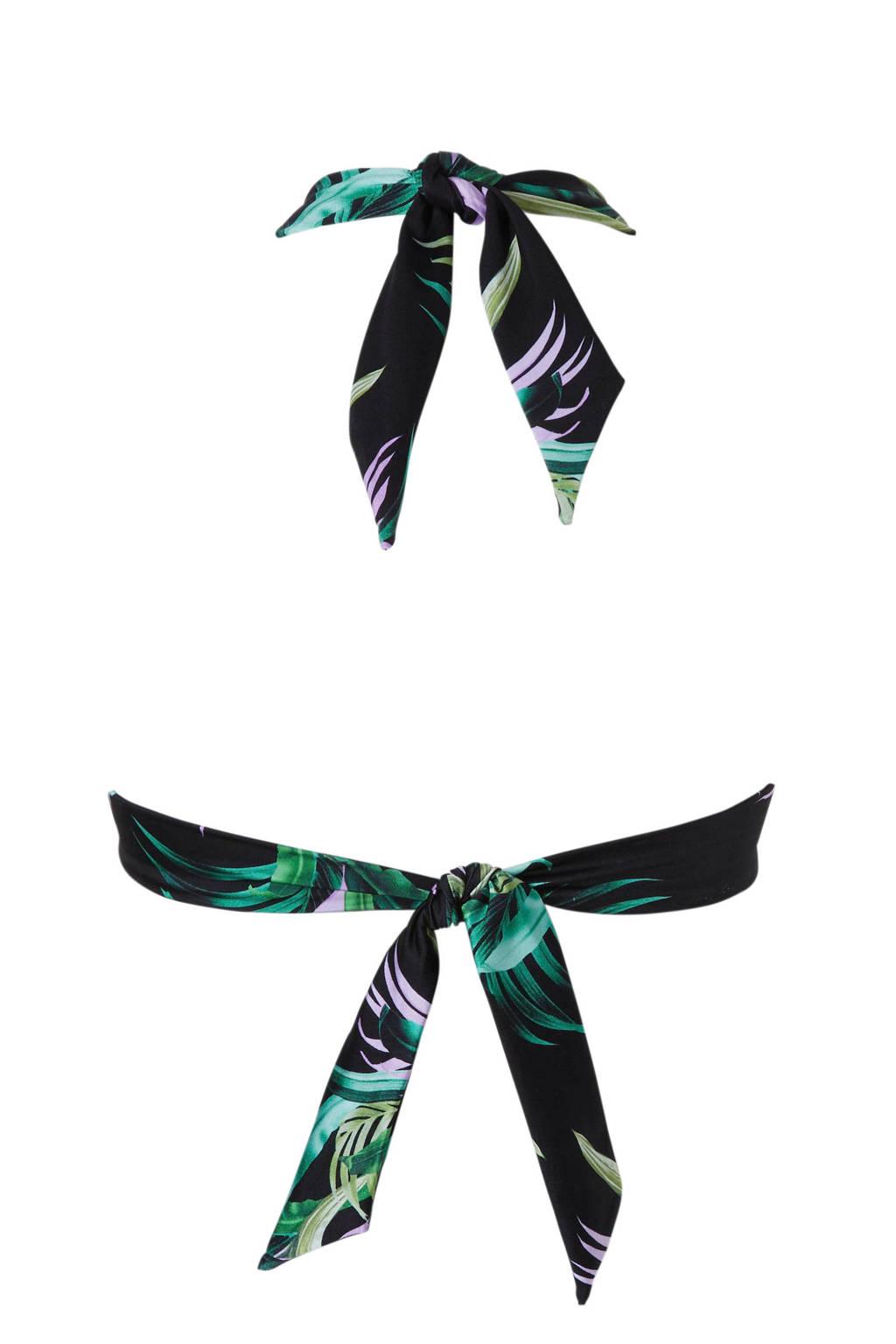 Seafollyhalter Bikinitop Zwart Seafollyhalter Bikinitop Zwart groen nB0Yxqwwp