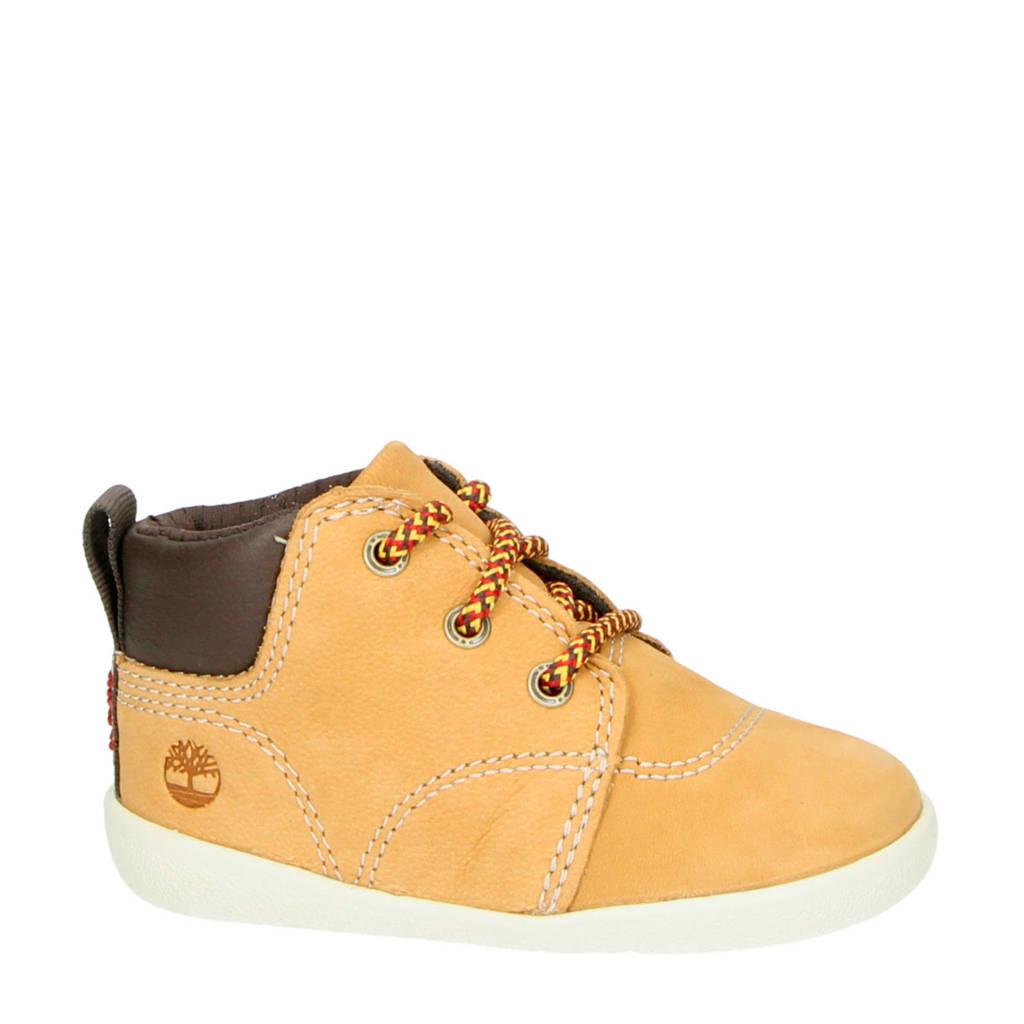 Timberland   nubuck sneakers geel, Geel