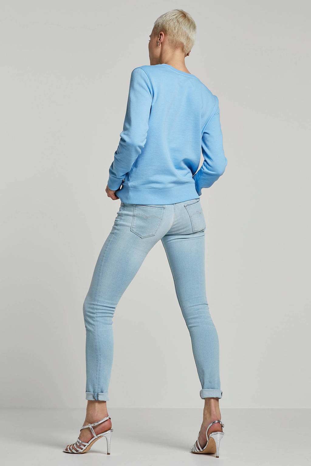 REPLAY Luz jeans, Light denim blue