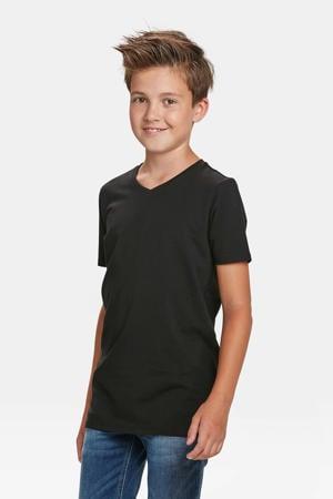 T-shirt Basics zwart