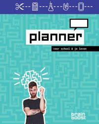 BrainBoost planner - Tim Hofman en Brainboost