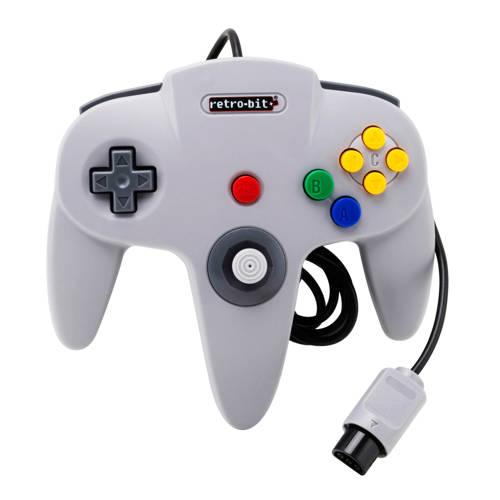 Nintendo 64 classic controller