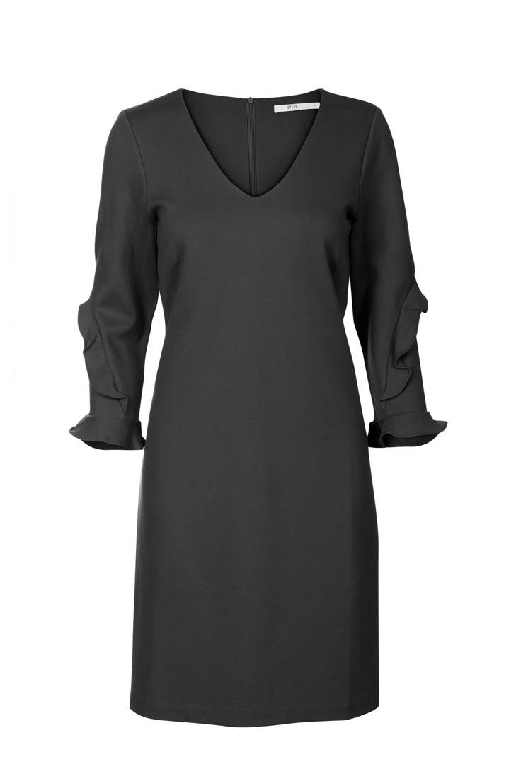 Steps Steps zwart zwart zwart Steps jurk jurk Steps jurk jurk zwart jurk Steps x6vq6wUA