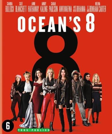 Ocean's eight (Blu-ray)